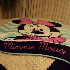 Minnie Mouse blanket/mat.